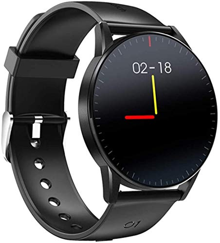 Smart Watch Android Watch Reloj Smartwatch Reloj Reloj Reloj Pulsómetro Salud Seguimiento Cronómetro iPhone Music Control C