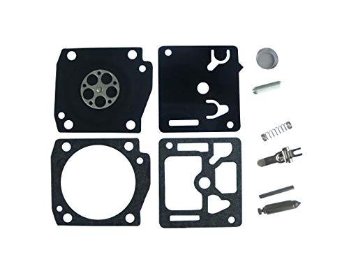 Kit de reparación/reconstrucción de carburador sustituye a ZAMA RB-167 para Stihl MS380 MS381 motosierra ZAMA C3-S148 C3-S149