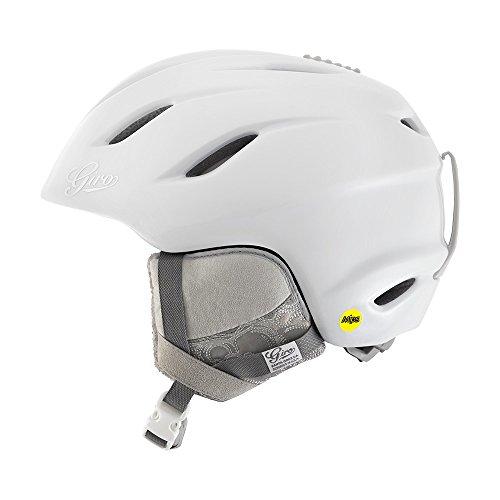 GIRO ERA MIPS 17/18 Damen Snowboardhelm Skihelm Ski Snowboard Helm Helmet 240109(WHITE SKETCH FLORAL,S (52 - 55.5cm))