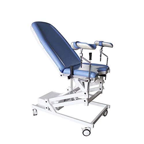 AYHa Gynäkologische Untersuchungsliege Stuhl Edelstahl tragbare elektrische Prüfung Hubbett Einfaches gynäkologische Operation Lager
