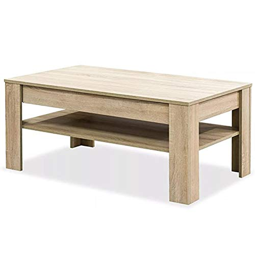 SXFYWJ ready assembled furniture coffee table set white nest of tables living room small oak solid low chest drawers dark wood side lift top grey for gloss tablesiving foldable sewing spaces bedroom