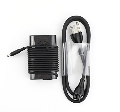 Fantastic Prices! Genuine OEM Dell 45w New Version Replacement AC Adapter for Dell XPS 12-9Q33D-4501...