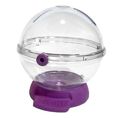 YARNIT Premier Yarn Bowl Crystal Clear Grape Base