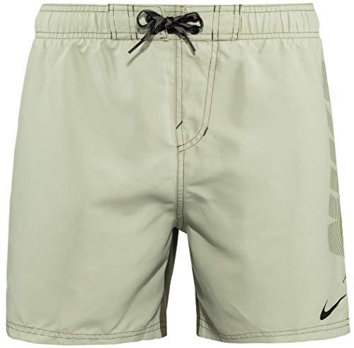 Nike Swim Rift Vital - Bañador para Hombre (Talla 3', Talla M), Color Verde Oliva, Medium Olive, Large