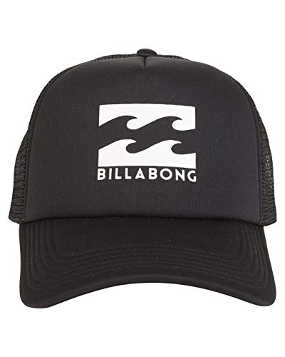 BILLABONG Herren Caps Podium Trucker, Black/White, U, C5CT01