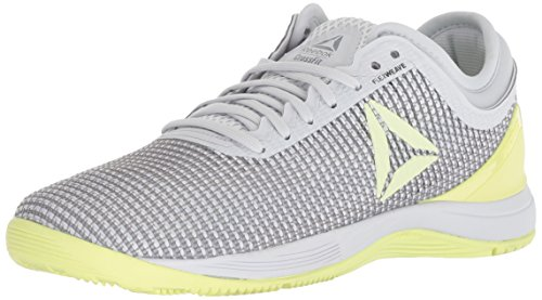 Reebok Damen Flexweave Crossfit Nano 8.0 Flexgewebe, Spirit White/Cool Shadow 35.5 M EU