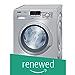 (Renewed) Bosch 7 kg Fully-Automatic Front Loading Washing Machine (WAK24268IN, Grey)