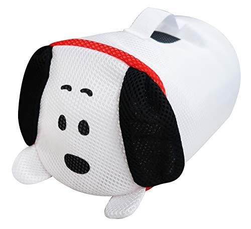 スヌーピー 洗濯ネット ランドリーバッグ キャラクター かわいい SNOOPY キュート 28×19×17cm