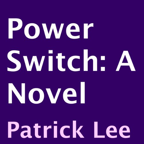 Power Switch audiobook cover art