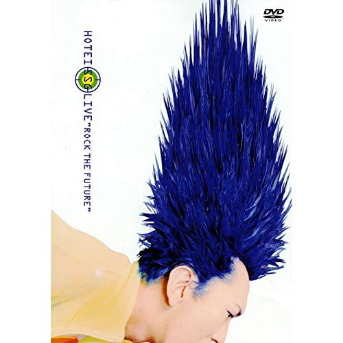 HOTEI SSG LIVE ROCK THE FUTURE(期間限定盤)[DVD]