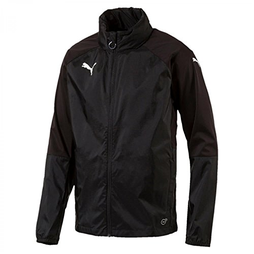 PUMA Herren Regenjacke Ascension Rain Jacket, Black, M, 654919 03