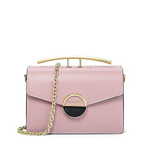 AINOT Kleine Party Tasche weibliche wilde Handtasche net rot Messenger Bag weibliche Umhängetasche rosa