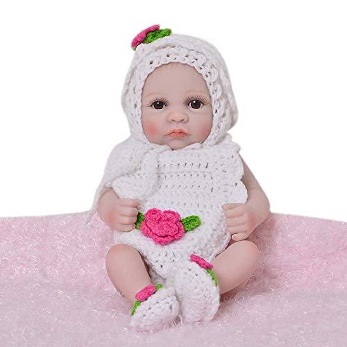 GAL Exquisite 26cm Breit Kieselgel-Simulation Mädchen Spielzeug Dekoration (Farbe : Brown)