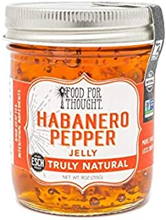 Food for Thought Habanero Pepper Jelly (Habanero Pepper)