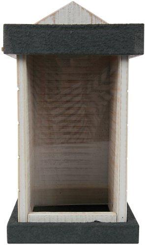 Distributeur de graines Boreal pour oiseaux du ciel (vendu sans aliment)/ZOLUX