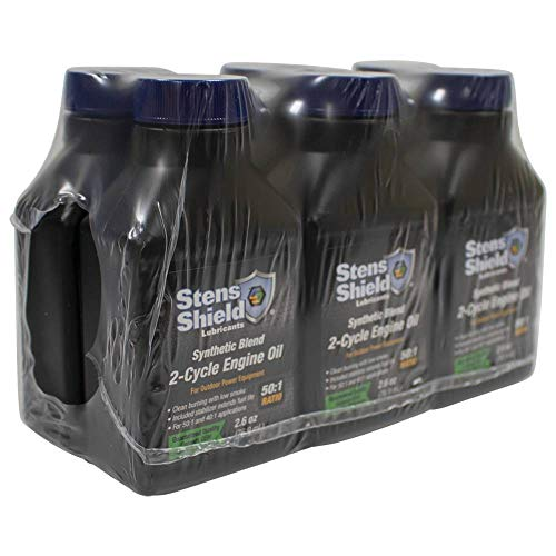 Stens New 770-268 2-Cycle Engine Oil for Universal Products