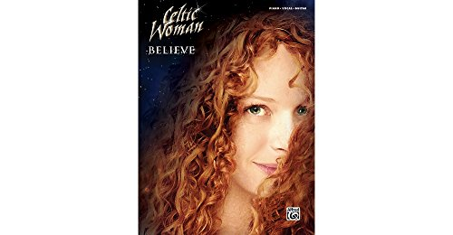 Alfred Celtic Woman Believe PVC Book