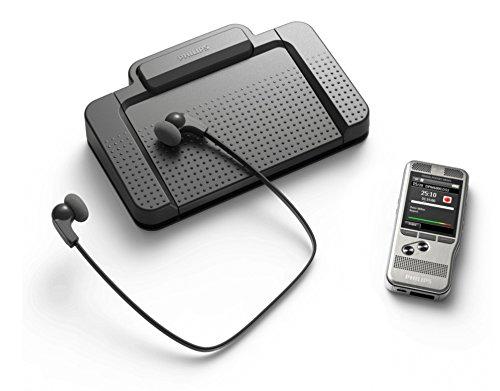 PSPDPM670003 - Philips Pocket Memo Dictation and Transcription Set Photo #5