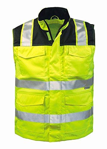 Warnschutzweste - Elysee® gelb Größe M