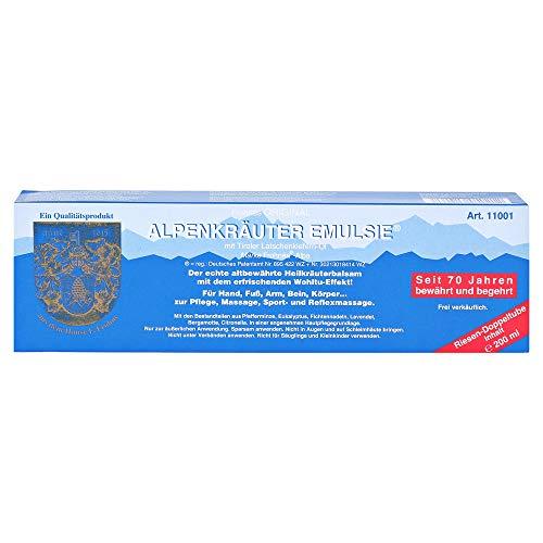 Alpenkräuter Emulsie 200 ml