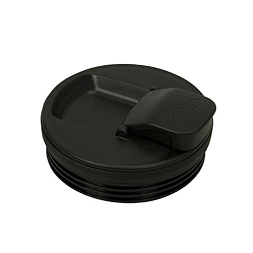 Freahap Spout Lid Replacement Cup Lid Mug Cover for Nutri Ninja Mixer/Blender Black