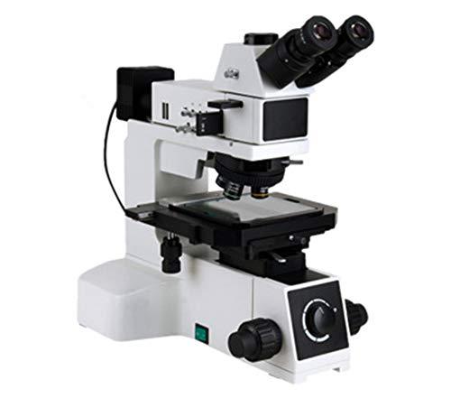 Unbekannt Mikroskop, Partikel Einrückung Dunkelfeldanalyse DIC metallographischen Mikroskop Wafer LCD-Bildschirm Detektionsdifferentialinterferenzmikroskop