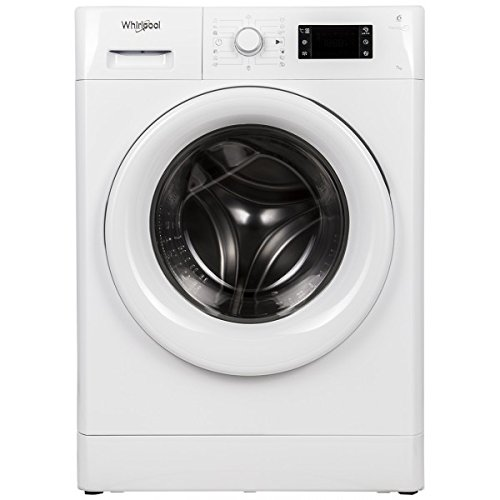 Whirlpool FWSG71283W IT Lavatrice slim