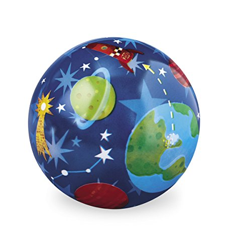 "Crocodile Creek Solar System Playball, Blue, 6"""