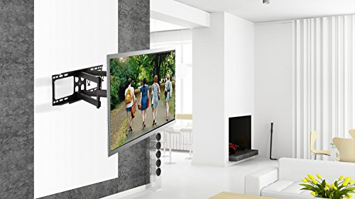 "GForce GF-P1124-1173 Full Motion TV Mount 32""-55"" - Holds up to 88 lbs (Same Product as SM-720-8550)"