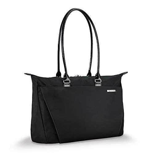 Briggs & Riley Sympatico-Shopping Tote Bag, Onyx, One Size