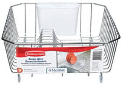 small rubbermaid dish drainer - 5