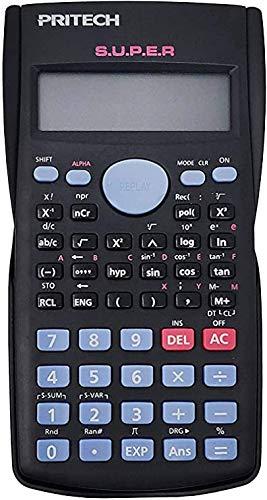 Calculadora Pritech cientifica CC-0109 Nueva original 240 funciones