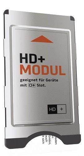 HD PLUS CI+ module voor 6 maanden (incl. HD+ kaart, geschikt voor HD en UHD, alleen voor satellietontvangst)
