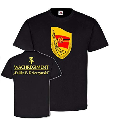 Wachregiment Feliks Dzierzynski DDR Ministerium Staatssicherheit Stasi Ostdeutschland Deutsche Demokratische Republik Infanterieregiment Berlin - T Shirt Herren 3XL #18657