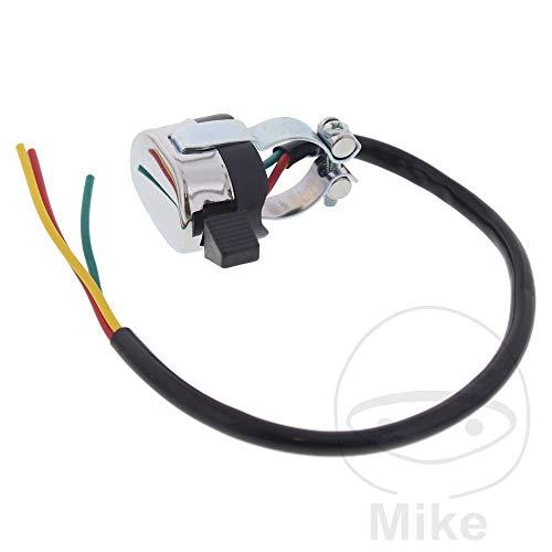 JMT Schalter Blinkerschalter 1Zoll verchromt 4043981115154