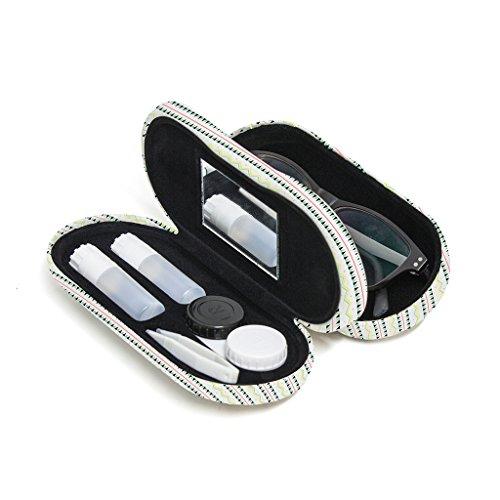 Balvi Estuche para Gafas y lentillas Metal