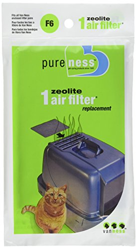 Pure-Ness Zeolite Air Filter (Set of 5)