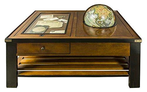 Gallery globe-globe de table basse