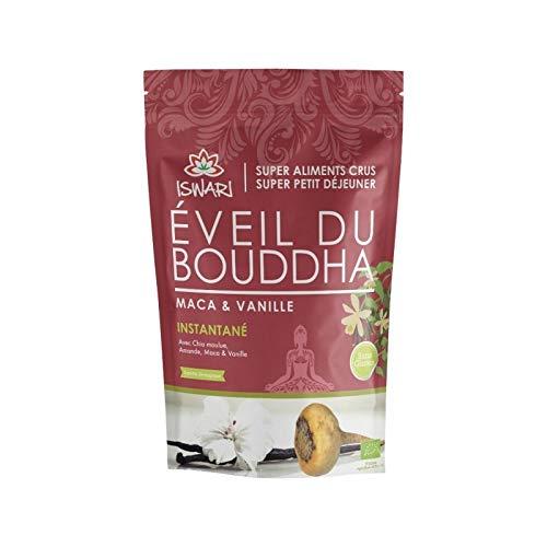 Iswari Éveil du Bouddha Maca & Vanille 360g