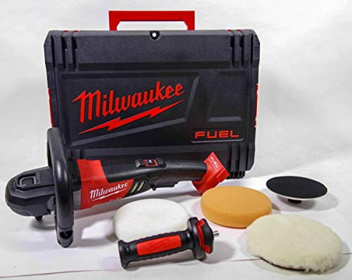 Milwaukee M18 FAP180-0X Akku-Polierer Solo in HD-Box