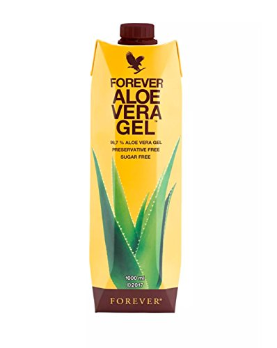 Forever Aloe Vera Gel 1 Liter 1000 ML