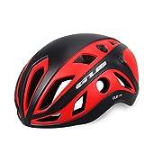 JM- Mountainbike-Helm Männer und Frauen integriert Reithelm mit Brille Rennrad