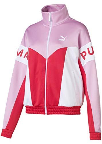PUMA Damen Übergangsjacke XTG 94 Track Jacket weißL