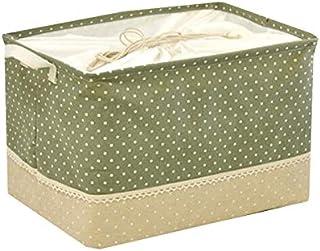Lpiotyucwh Paniers et Boîtes De Rangement, Boîte de Rangement de vêtements, boîte de Rangement, boîtier de Rangement en Co...