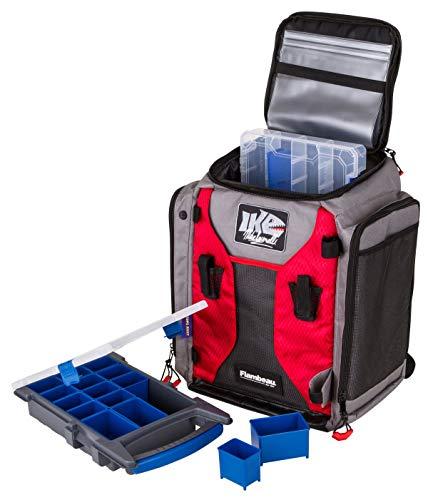 Flambeau Outdoors R50BK-1 'IKE' Ritual 50 Backpack,Regular