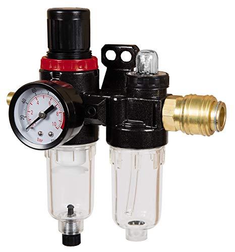Original Einhell Kombiwartungseinheit R1/4 + Öler (Kompressoren-Zubehör, Kombiwartungseinh. R3/8