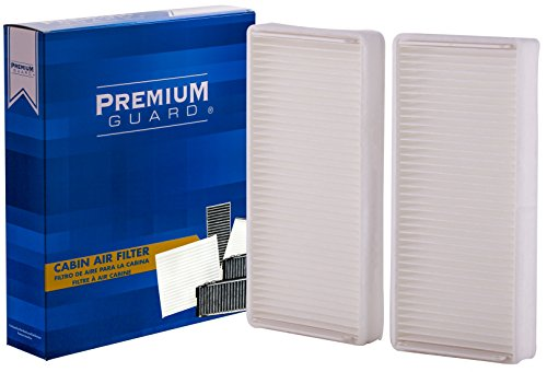 2005 S430 2003 S55 AMG Premium Guard 1999 E55 AMG 2001-02 CL600 2000-02 E430 PG Cabin Air Filter PC5520 Fits 2001-03 Mercedes-Benz CL500 2003 CL55 AMG