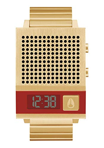 Nixon Armbanduhr Dork Too All Gold