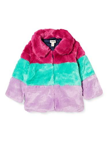 Hatley Faux Fur Jackets Abrigo de Piel sintética para Niñas