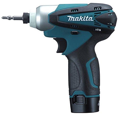 Makita TD 090 DWE - Destornillador eléctrico inalámbrico (ión de litio, 10,8...